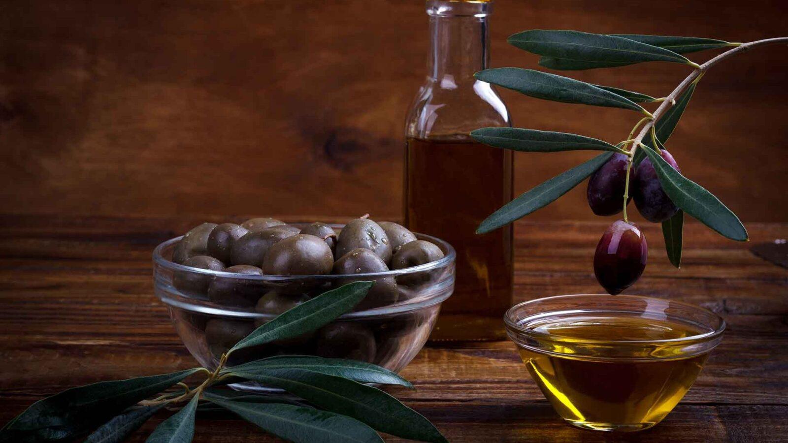 Olio extra vergine di oliva: tanti benefic