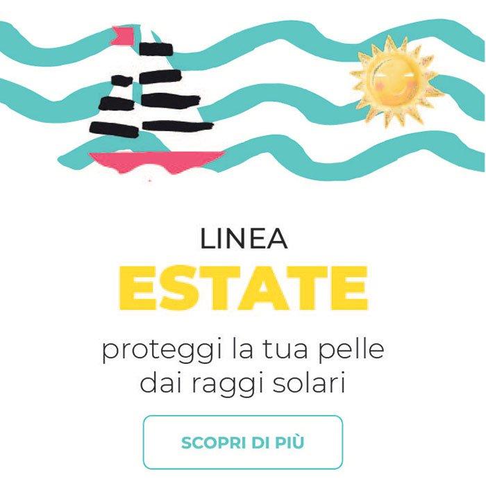 Linea Estate - Proteggi la tua pelle dai raggi solari
